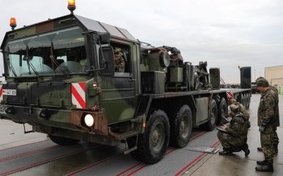 Published Work: 20,000 soldiers set to deploy to Europe for Defender Europe 20