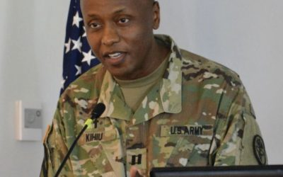 Published Work: From Kenya to the Chaplain Corps