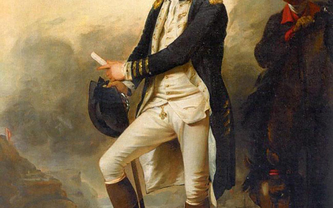 Unsung Patriot: William Lee