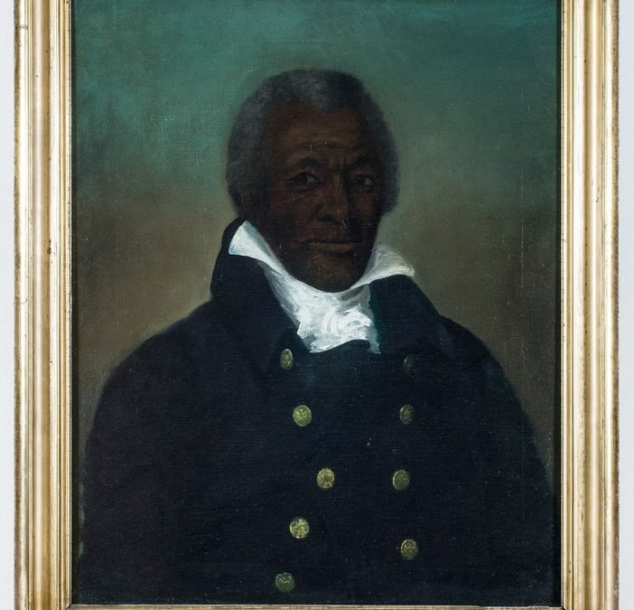 Patriot spy and enslaved African American: James Lafayette